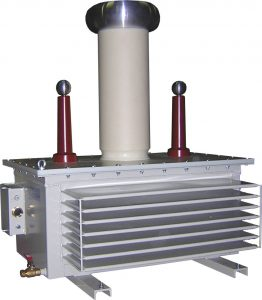 high voltage test transformer