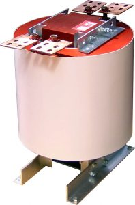 water cooled filtering inductance