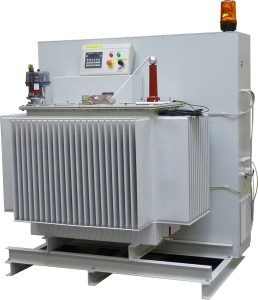 Cable tester 50kV 8A