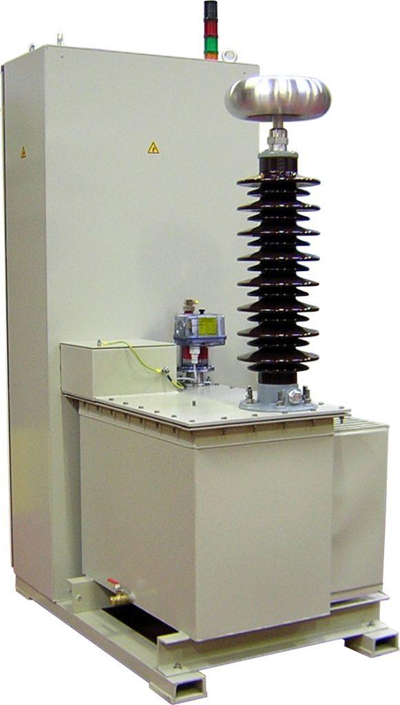 DP free test transformer 75kV