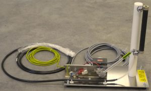 Discharge relay 25kV