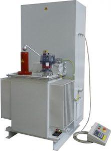 HV + LV power on skids