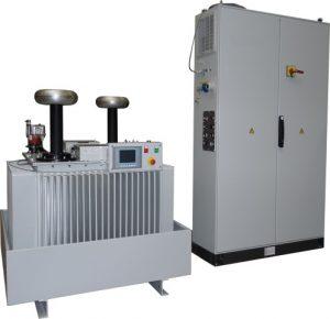 HV laboratory equipment
