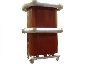 High voltage test tranformer 420kV