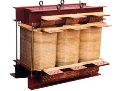 Short-circuit test transformer