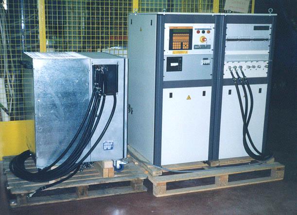 Test power supply 320A +loads